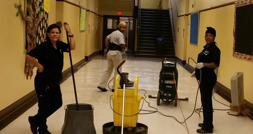 Janitorial Program